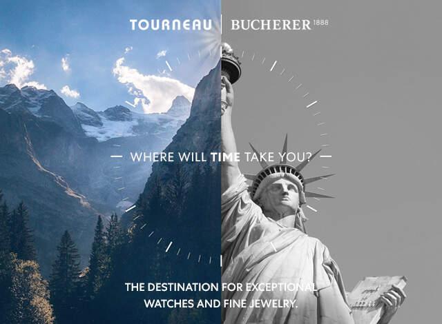 Tourneau is Now Bucherer