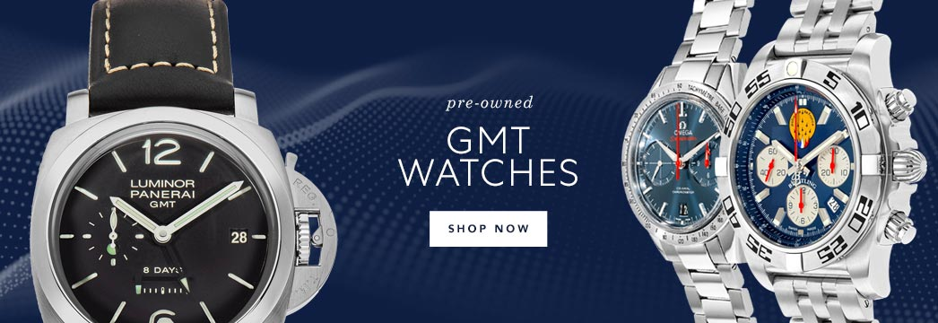 Pre-Owned GMT Watches