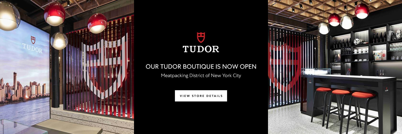 TUDOR Meatpacking Boutique Now Open