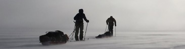 Alpina Ambassador: Borge Ousland and Vincent Colliard