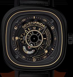 Sevenfriday P2/02 Watch