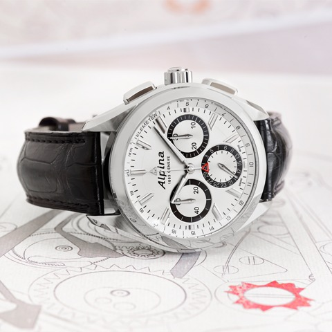 Alpina Watches: The Original Swiss Sport Watch
