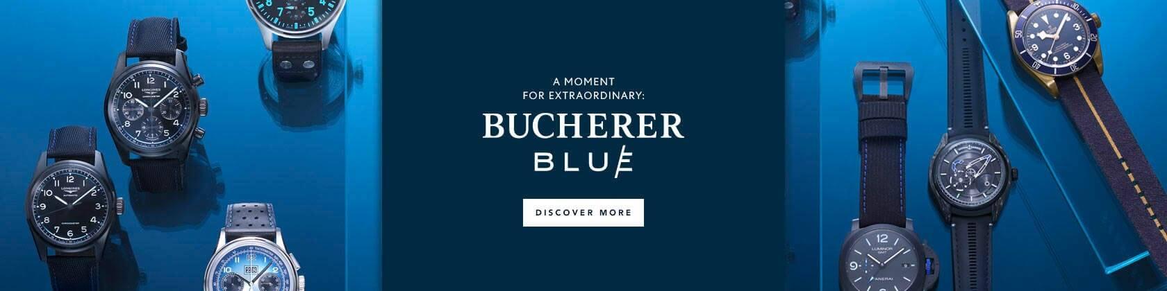 Bucherer Blue