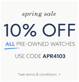 10% off Pre-Owned