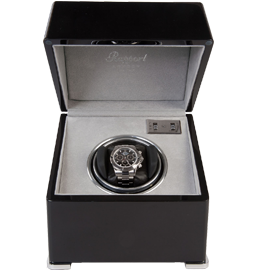 Rapport Evolution Cube Single Unit Watch Winder
