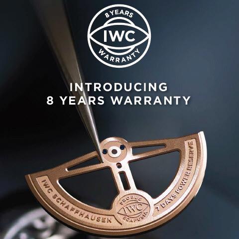 IWC Warranty