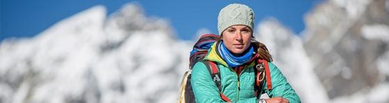 Alpina Ambassador: Melissa Arnot