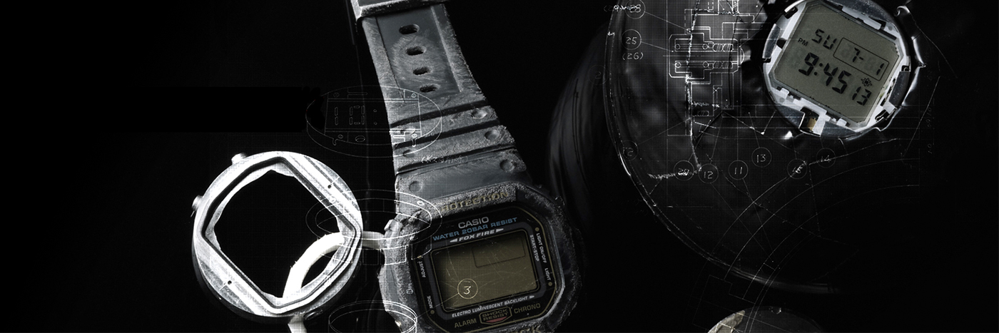 G-Shock Watch Brand