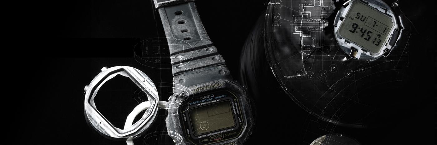 G-Shock Watch Brand