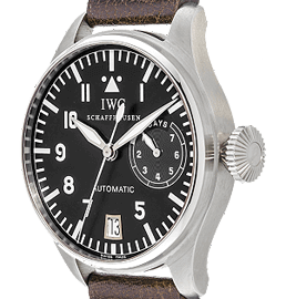 Certified Pre-Owned IWC Big Pilot's Stainless Steel Automatic Watch