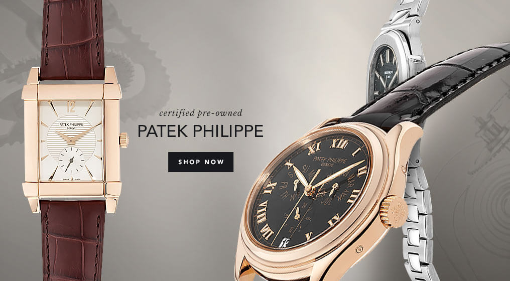 Certified Pre-Owned Patek Philippe