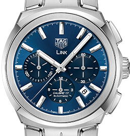 Tag Heuer Link Calibre 17 Automatic Watch