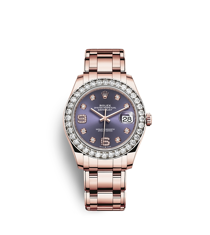 Rolex Pearlmaster 39 (86285) 0004