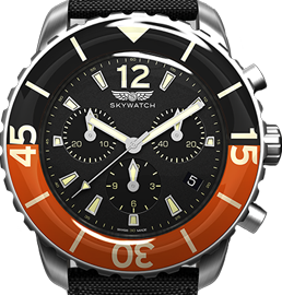 Skywatch Chrono Watch