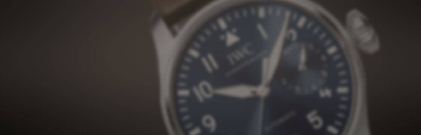 Tourneau is an Authorized IWC Watch Retailer.