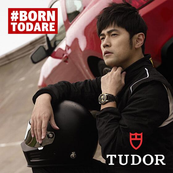 Jay Chou TUDOR image