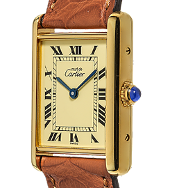 Certified Pre-Owned Cartier Tank Watch