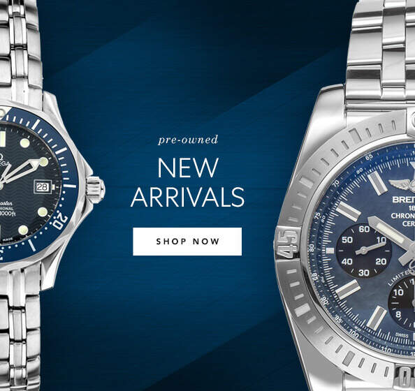 Pre-Owned New Arrivals