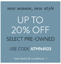Pre-Owned New Season, New Style Terms & Conditions