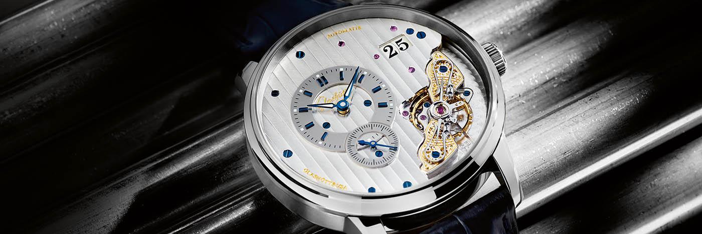 Glashütte Original Watch Brand