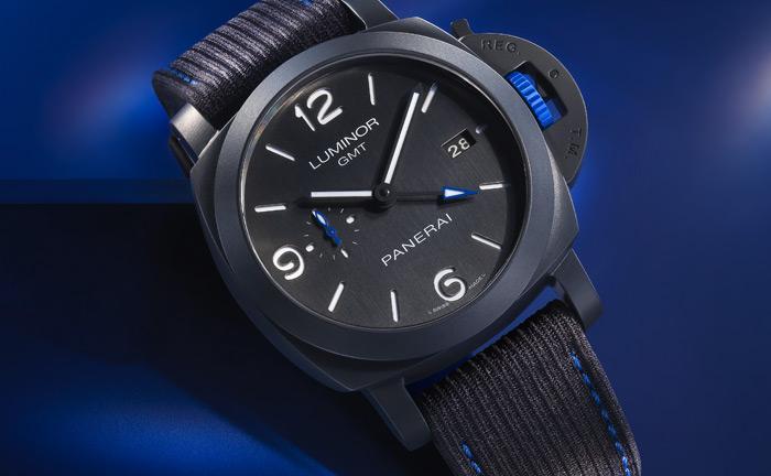 Bucherer BLUE Panerai watch