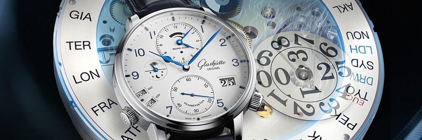 Glashütte Original Watches - Authorized Retailer - Tourneau