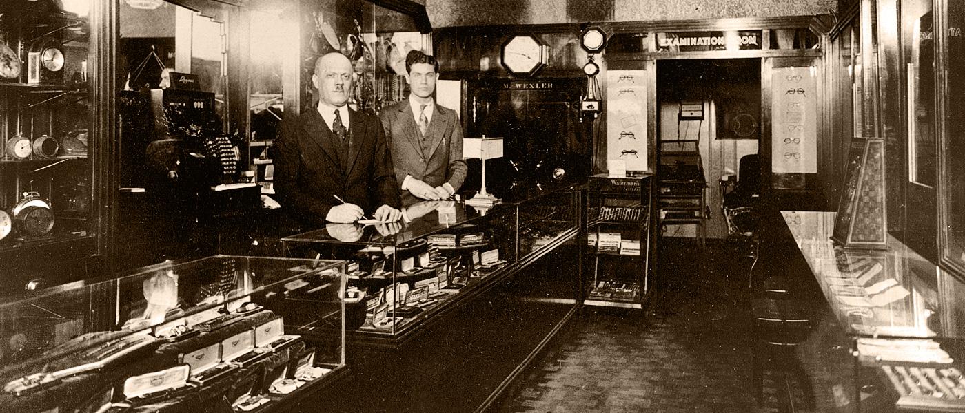 Historic Wexler Store Picture