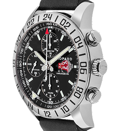 Certified Pre-Owned Chopard Mille Miglia GMT Chronograph Stainless Steel Automatic Watch