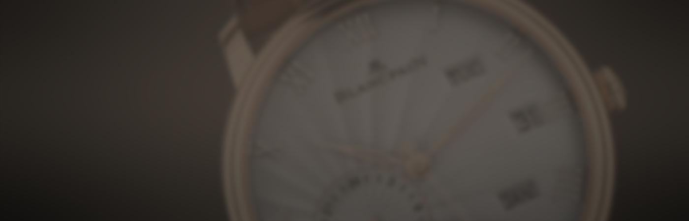 Blancpain Watches at Tourneau