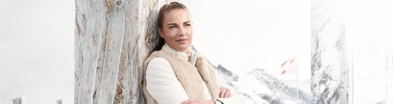 Alpina Ambassador: Tina Maze