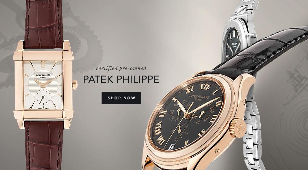 Certified Pre-Owned Patek Philippe