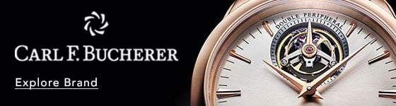 Explore Carl F. Bucherer