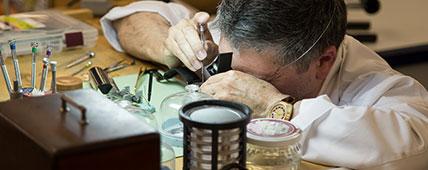 Watch service & repair