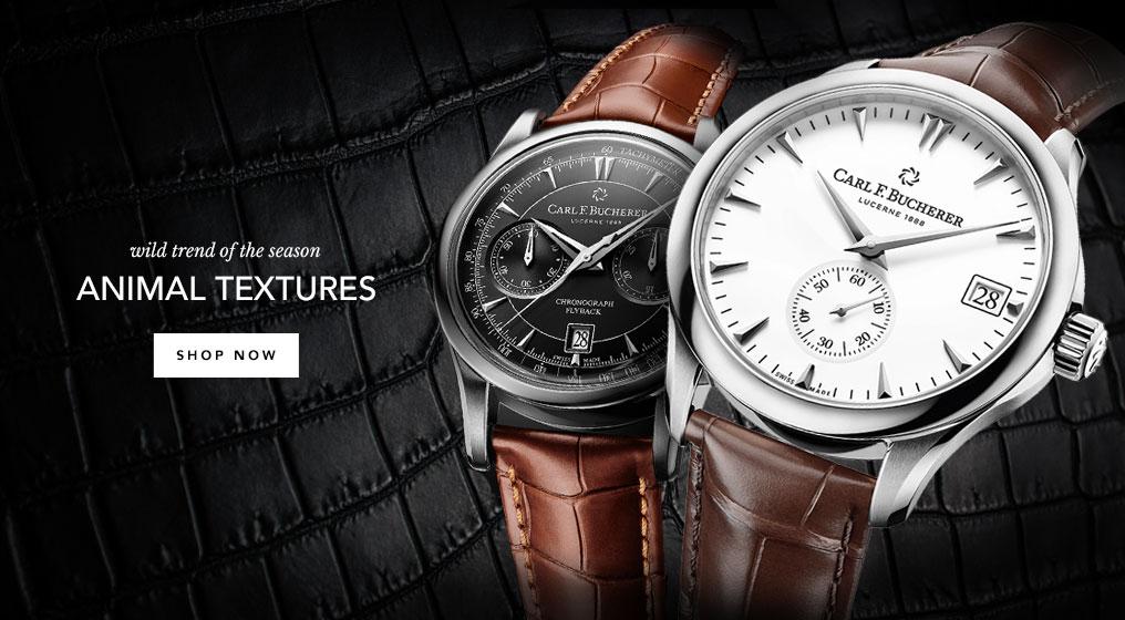 Alligator Strap Watches