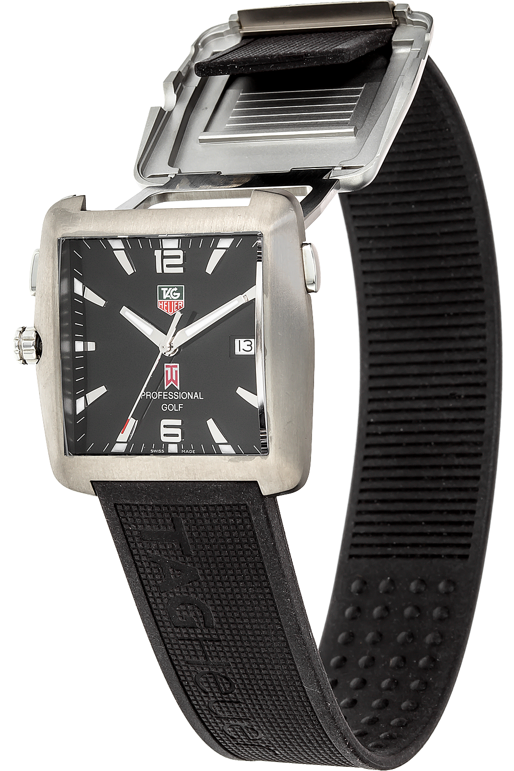 Pre Owned Tag Heuer Professional Golf Tiger Woods Limited