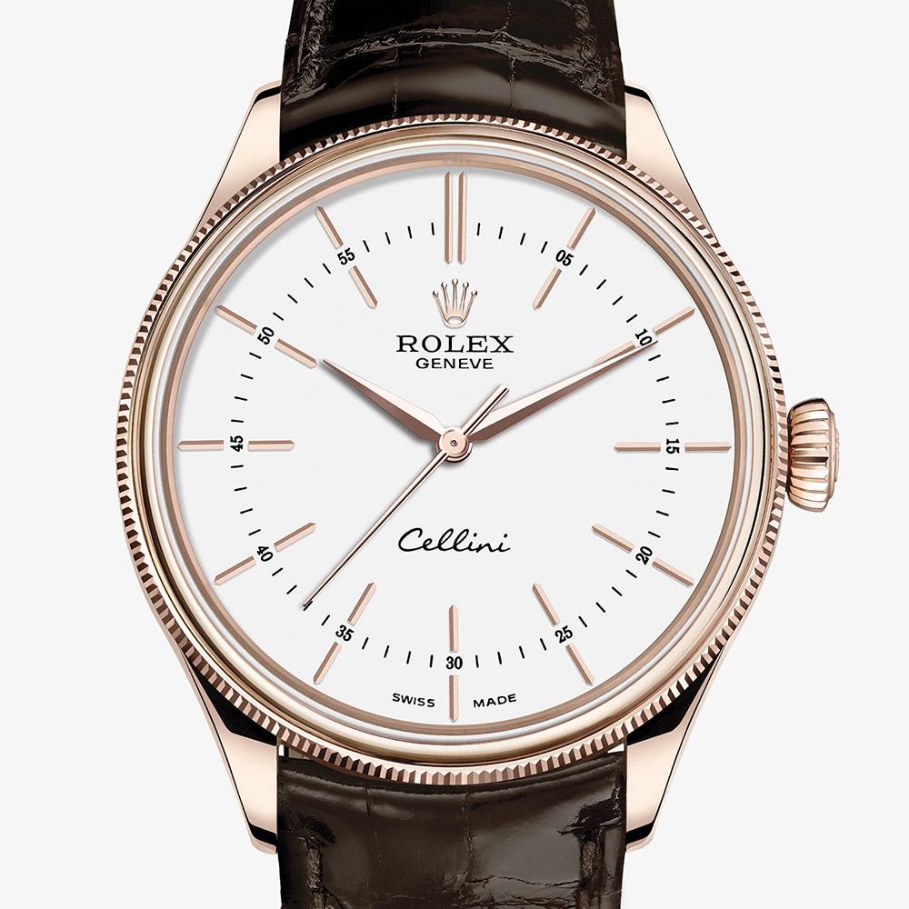 rolex cellini time  50505  0020