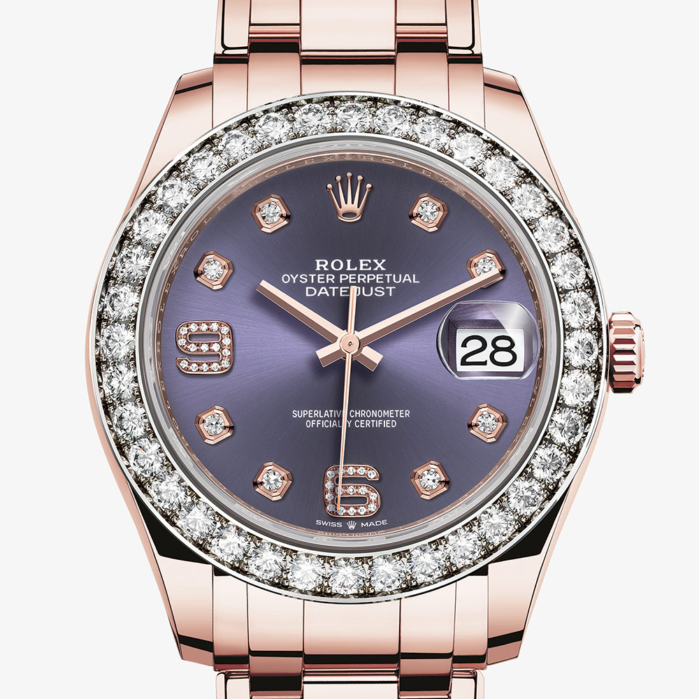 Rolex pearlmaster 39 86285 0004 for Rolex pearlmaster