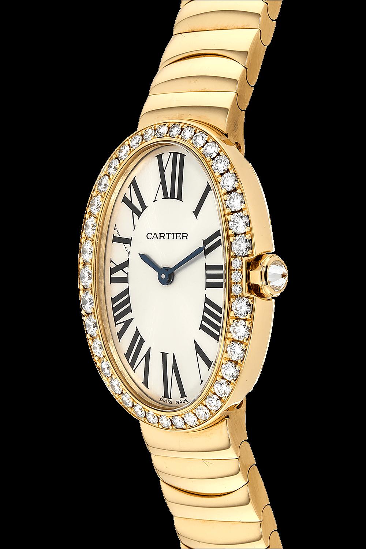Pre Owned Cartier Baignoire Wb520019