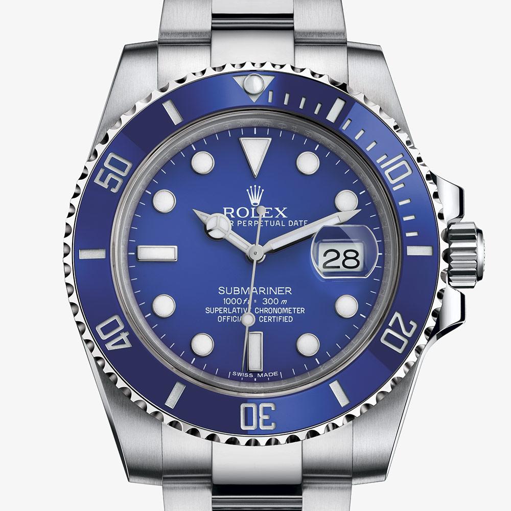 rolex submariner date  116619lb  0001