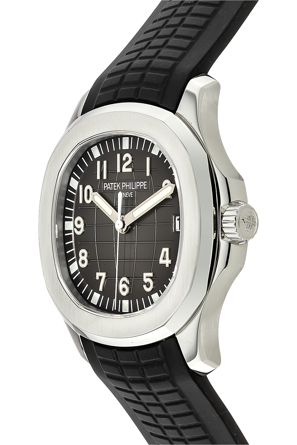 Pre Owned Patek Philippe Aquanaut Automatic Reference 5165 5165a 001