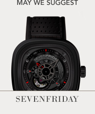 Featured Brand - Sevenfriday