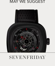 Featured Brand - Sevenfriday