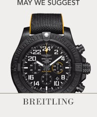 Featured Brand - Breitling Shop now