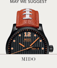 Featured Brand - Mido