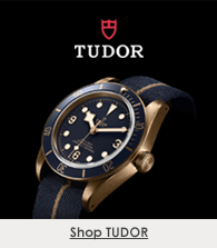 Shop TUDOR Watches at Tourneau