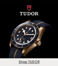 Shop TUDOR Watches at Tourneau