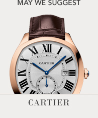 Featured Brand - Cartier, Shop Now