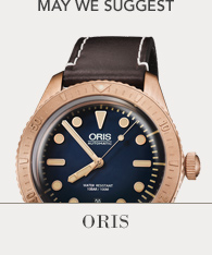 Featured Brand - Oris