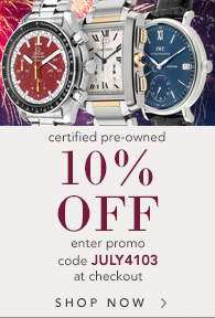 4th of July Sale, Certified Pre-Owned 10% off