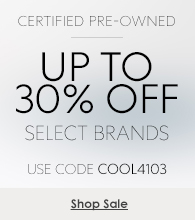 Up to 30% off Select